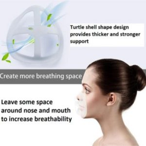 3D Face Mask Support Bracket - FREE Gift
